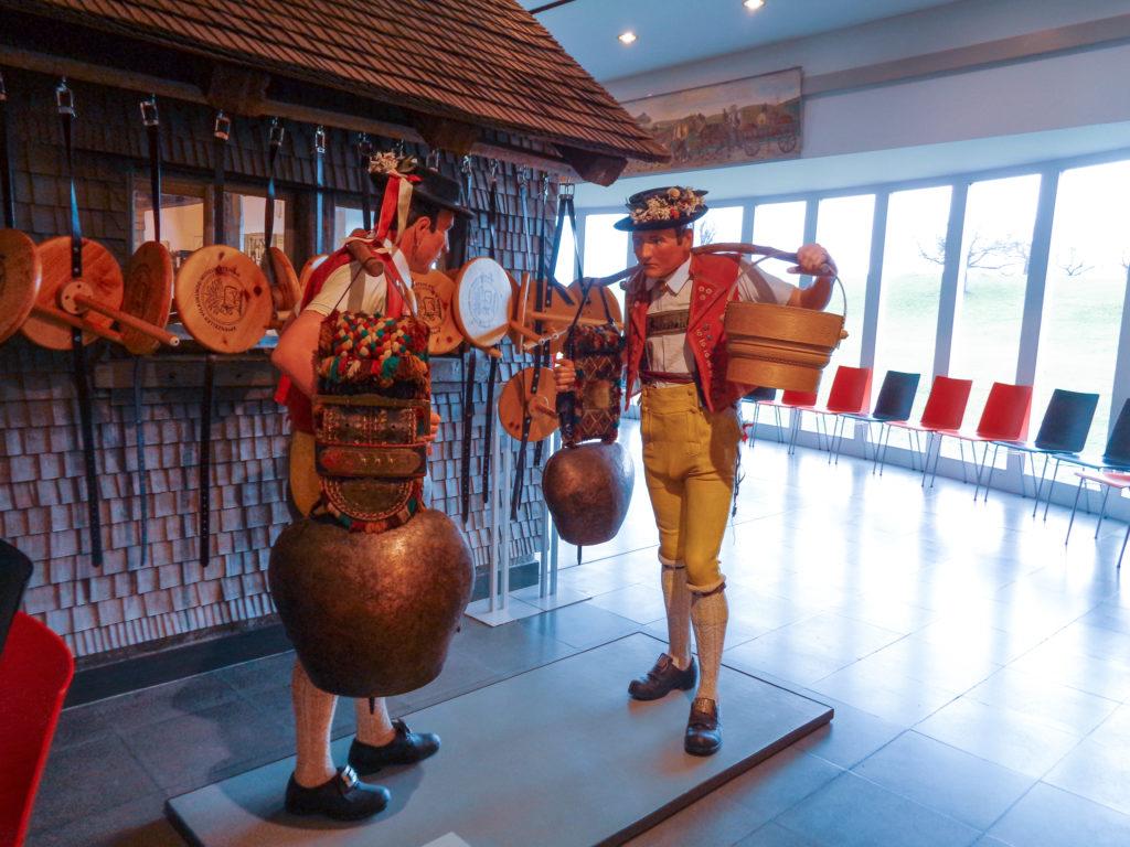 museo del folklore - stein, appenzello (svizzera)...