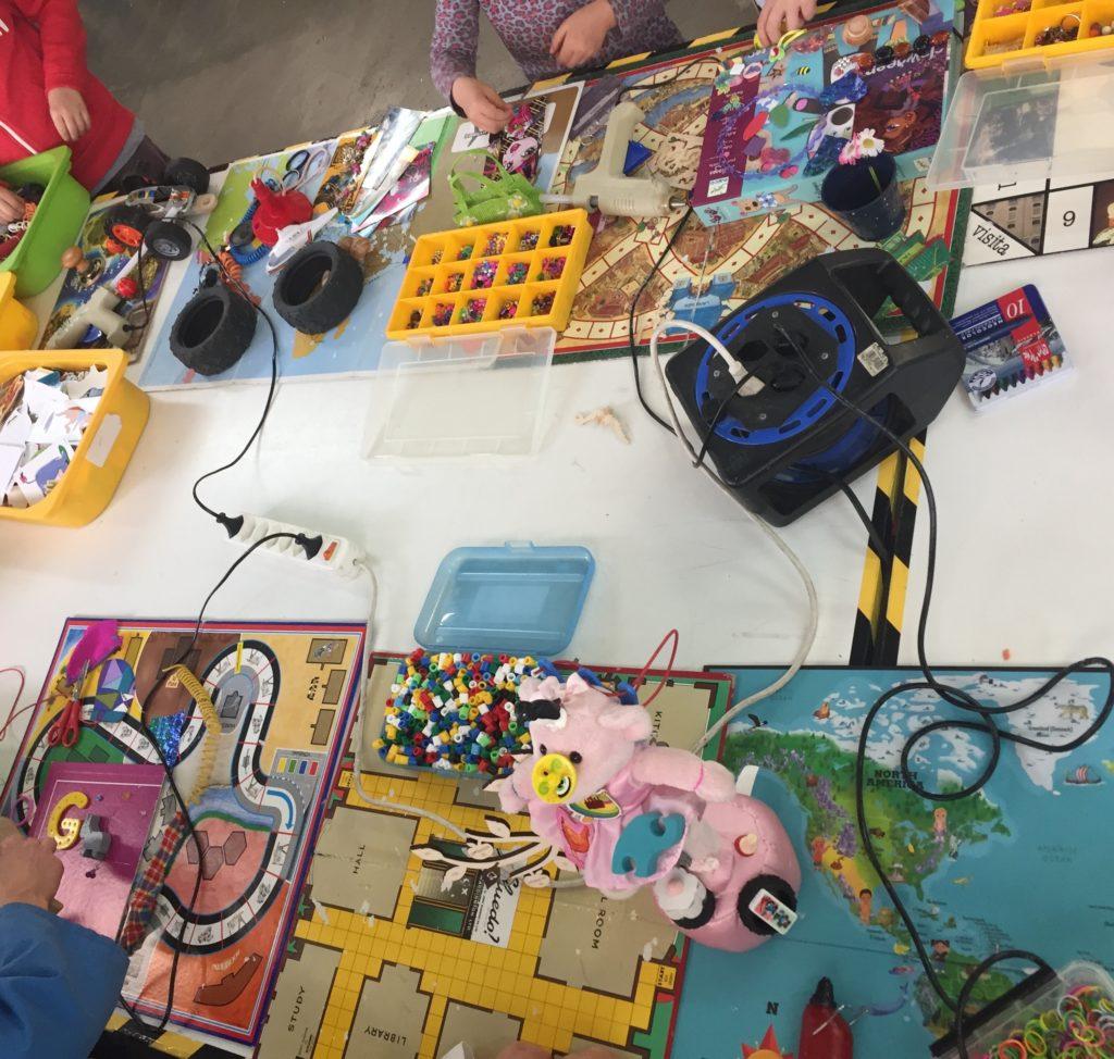 ospedale del giocattolo Lugano - atelier 2