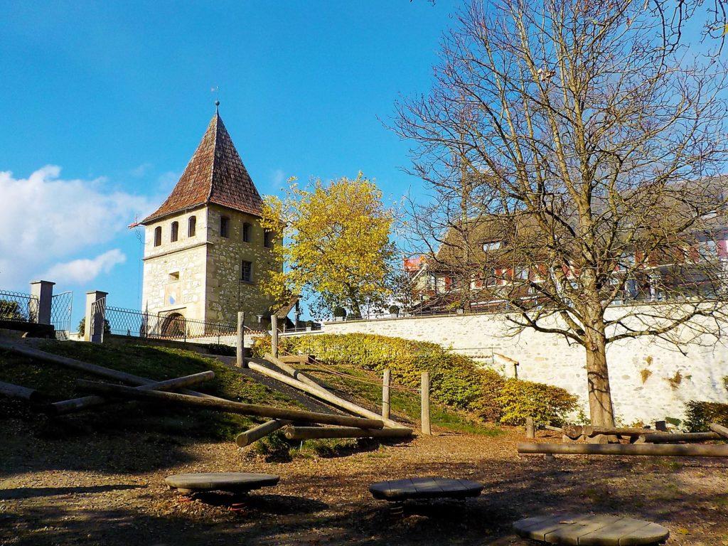 castello di Laufen, cascate del Reno