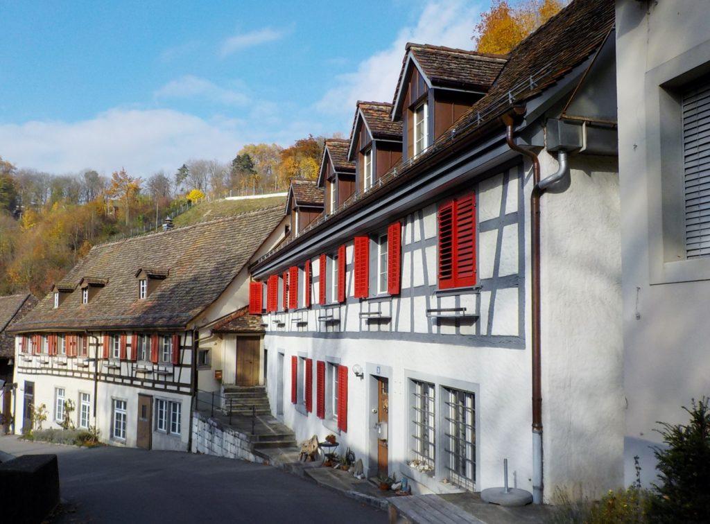 Neuhausen am Rheinfall vicono a Sciaffusa