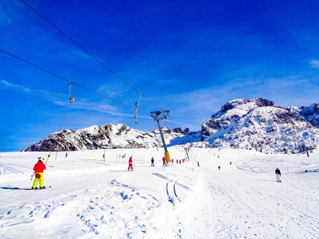 sciare ai piani di bobbio