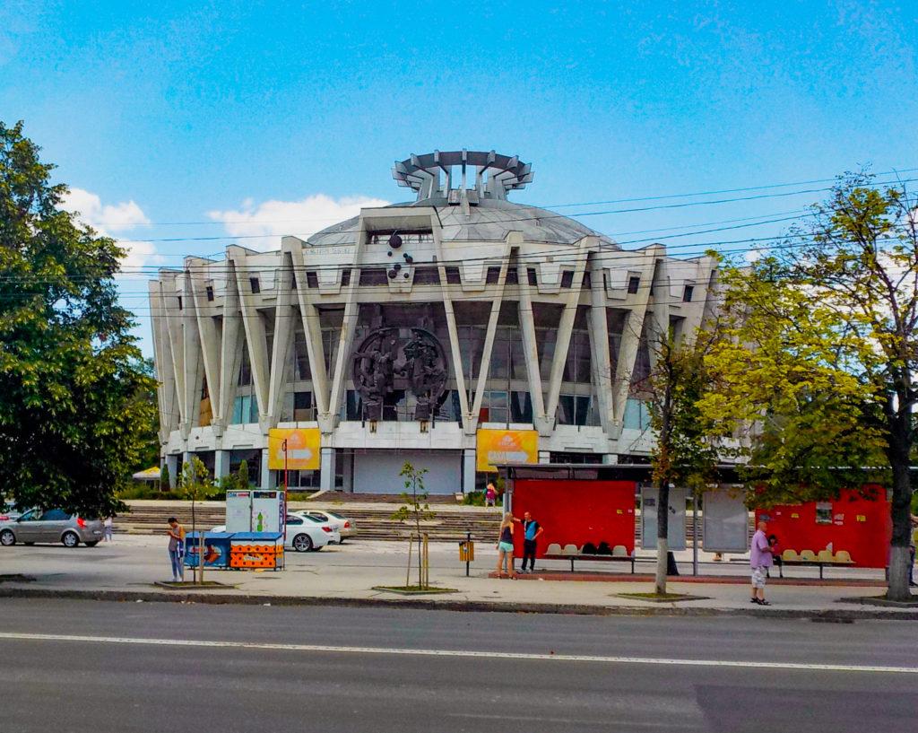 chisinau circo, viaggio in moldavia