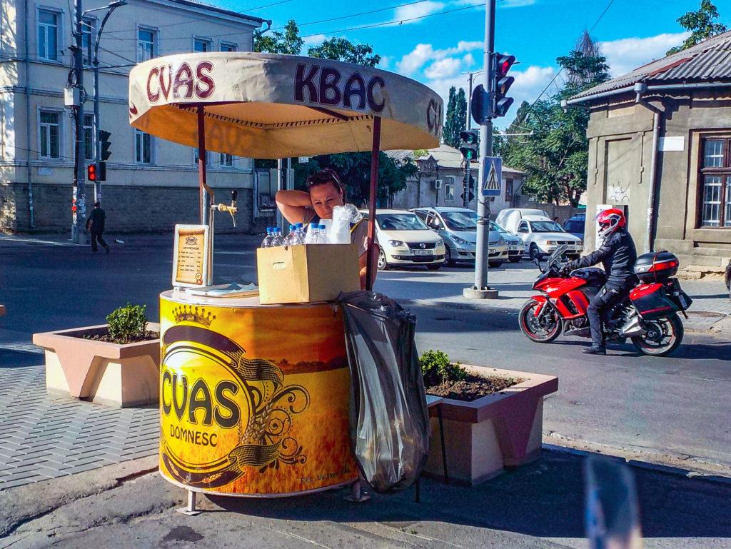 viaggio in moldavia, kvass