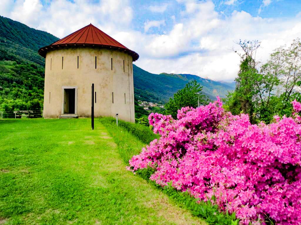 passeggiate primaverili in Ticino, fortini della fame