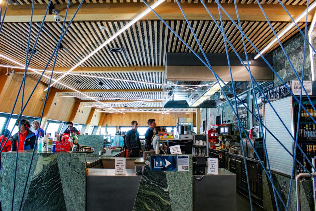 ristorante matterhorn glacier paradise