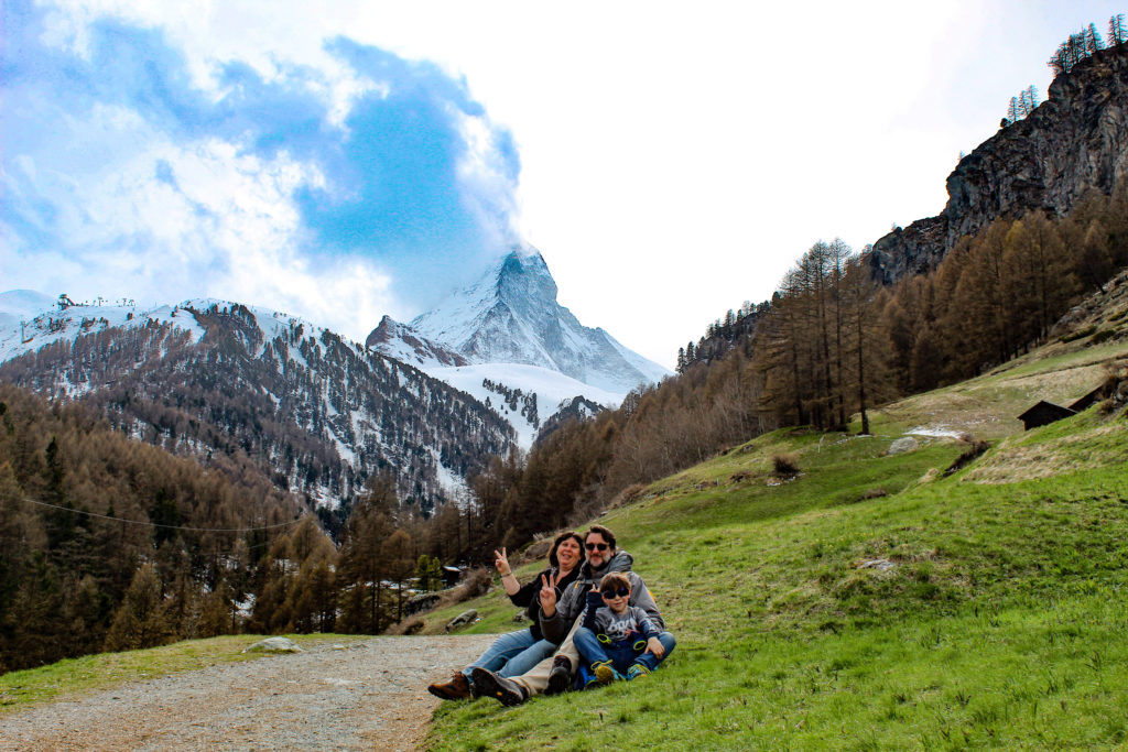 minimeexplorer family and the  matterhorn