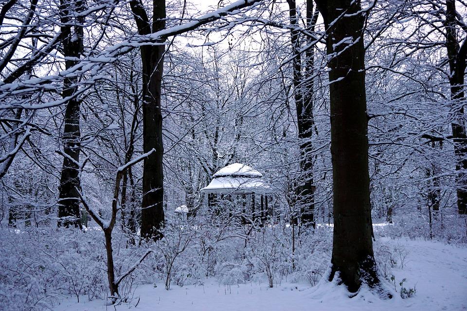inverno a Malmö