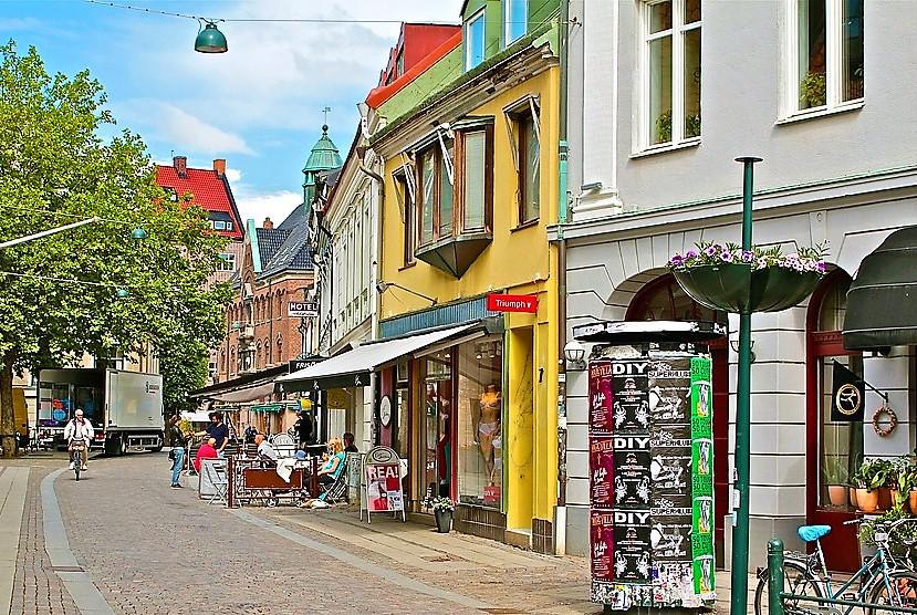 via a Malmö
