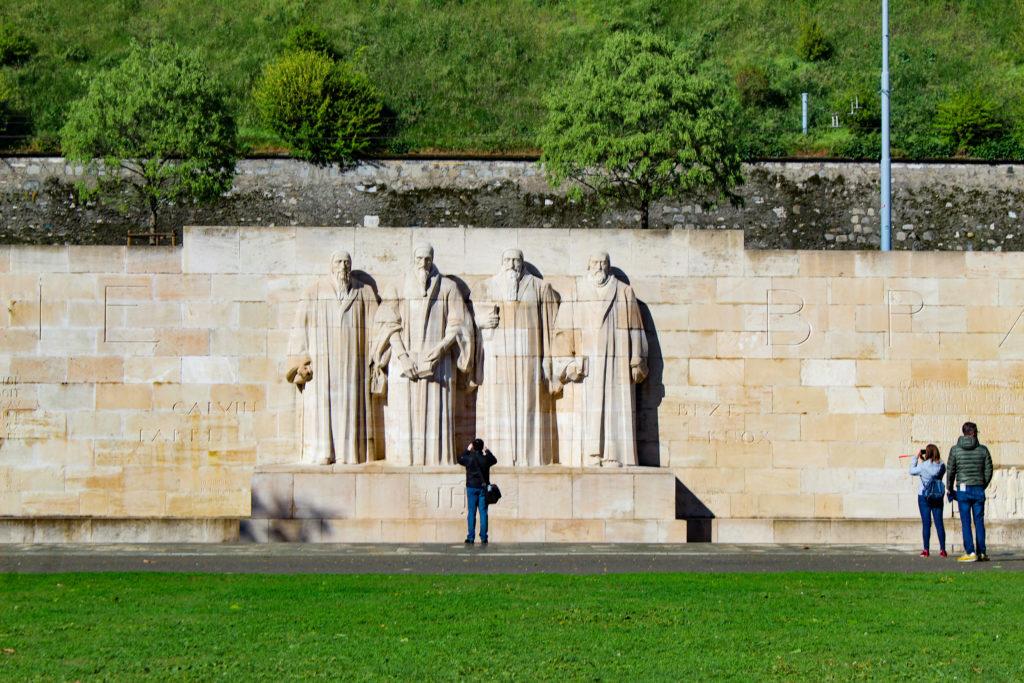 muro dei riformatori