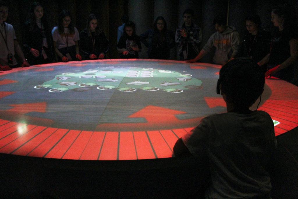 gioco dell'uragano museo croce rossa ginevra