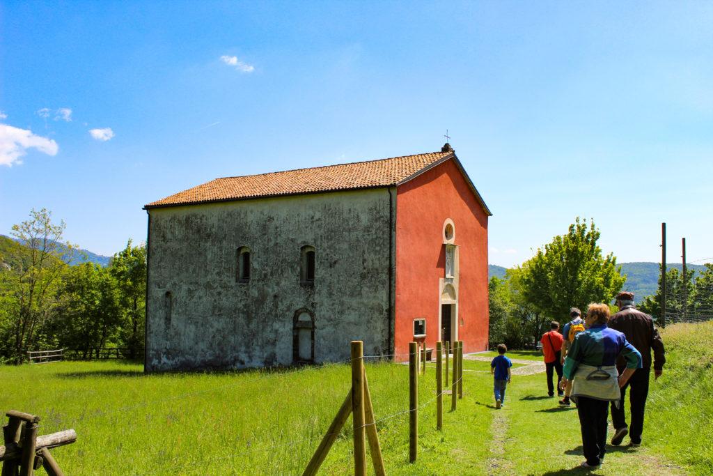 chiesa rossa