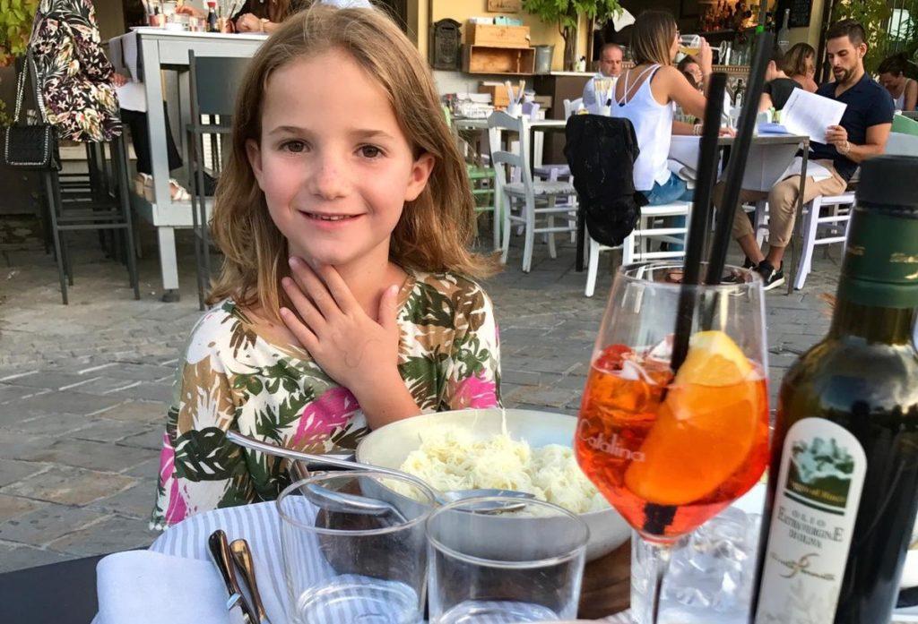 cervia ristorante con bambini
