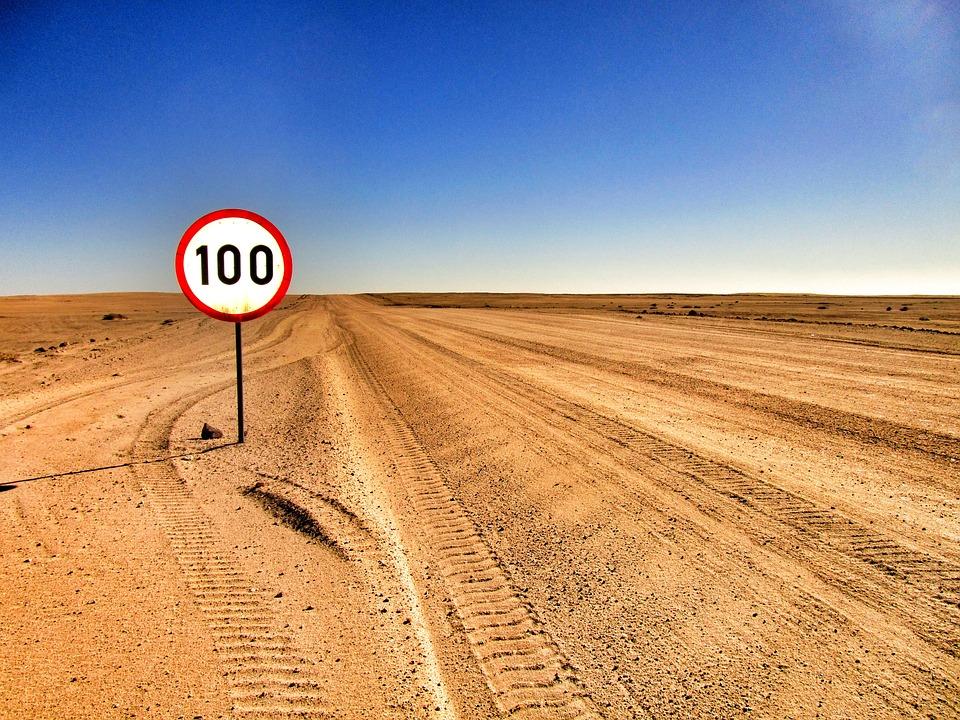 deserto in kuwait