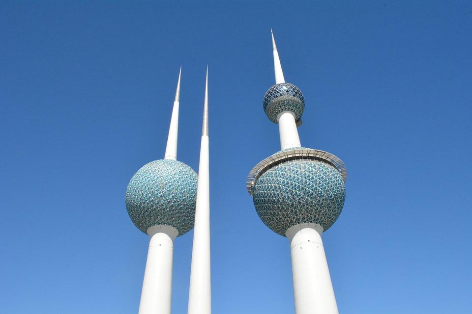 kuwait towers da vedere con bambini