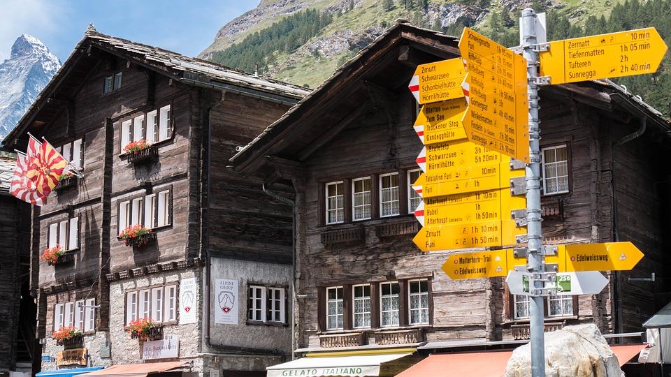 case tradizionali zermatt