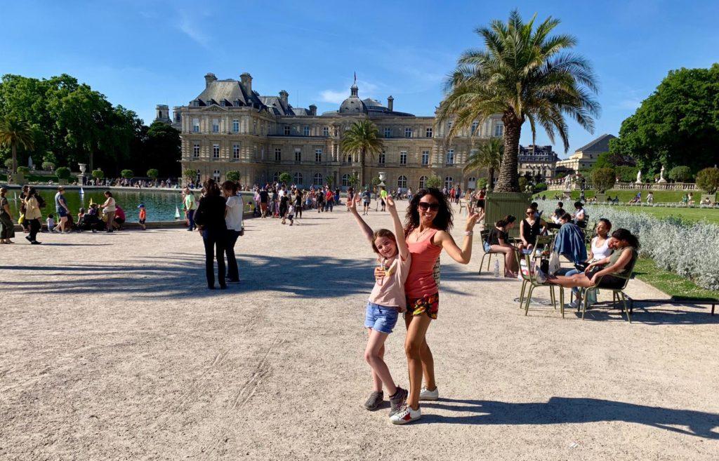 tre giorni a parigi con bambini