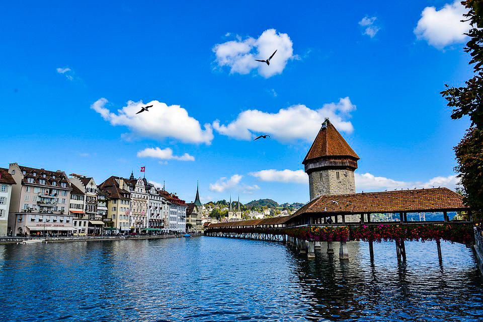 ponte coperto medievale