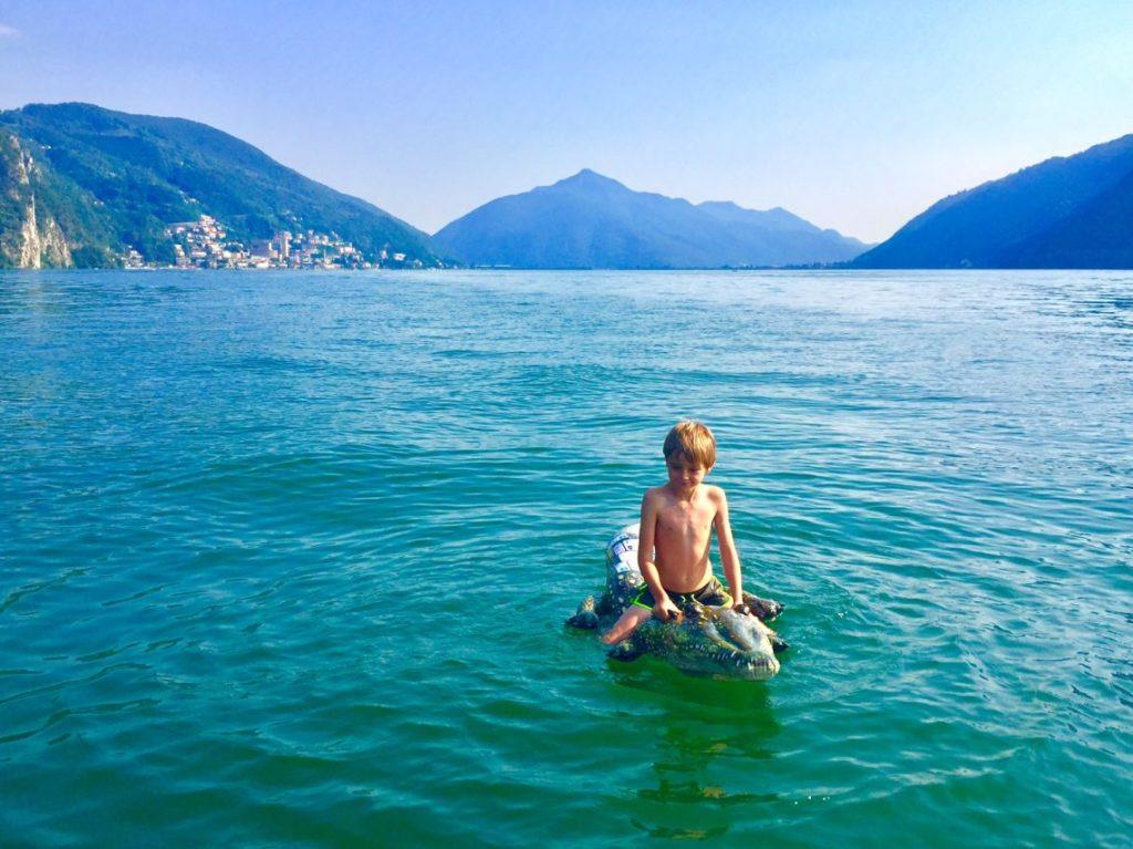 lago ceresio Ticino mete rinfrescanti
