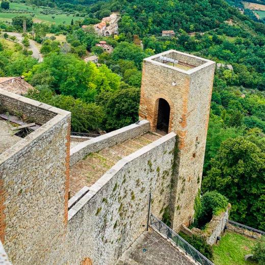 castello di Montefiore Conca