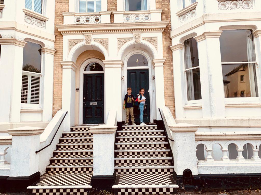 Soggiorni Linguistici All Estero La Nostra Esperienza In Famiglia A Brighton Mini Me Explorer