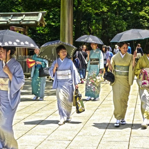 tokyo ladies