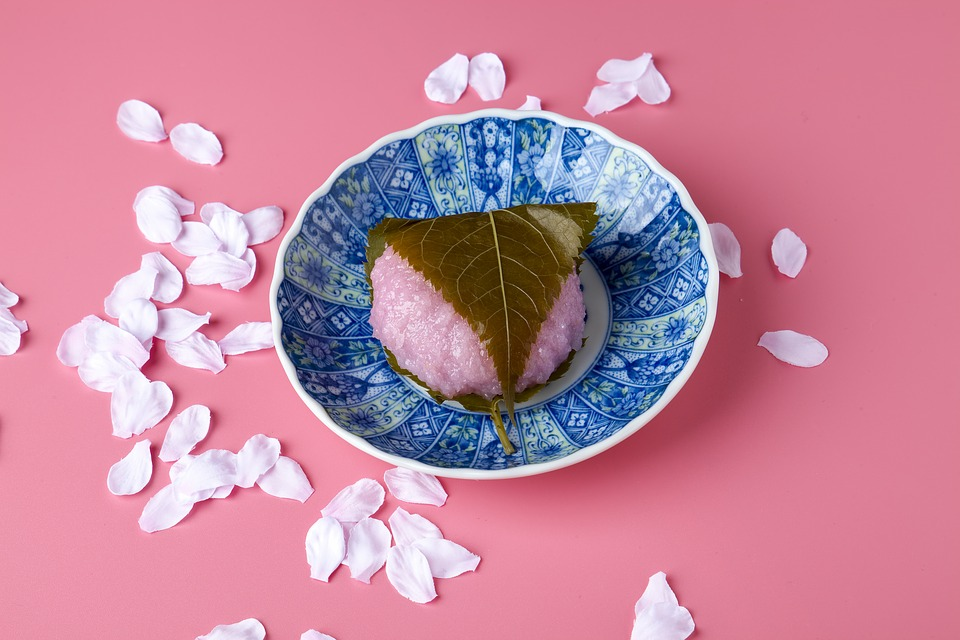 typical sweets, japan