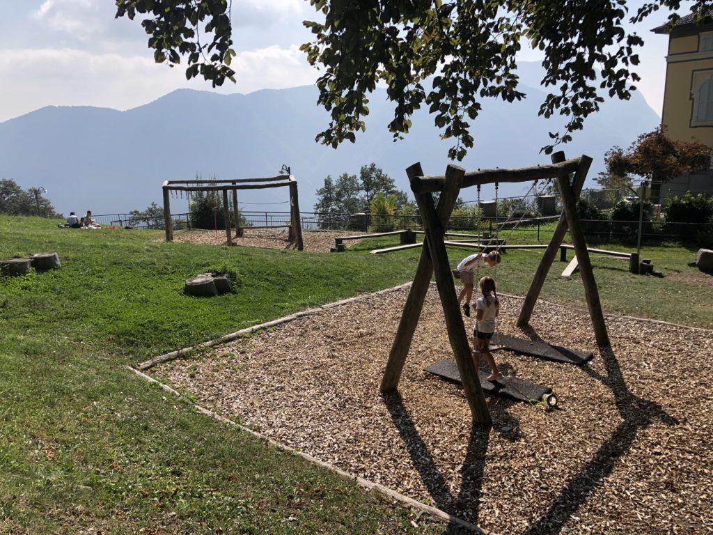 Parco giochi Brè