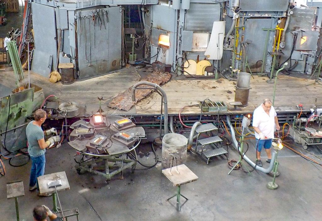 glasi fabbrica vetro