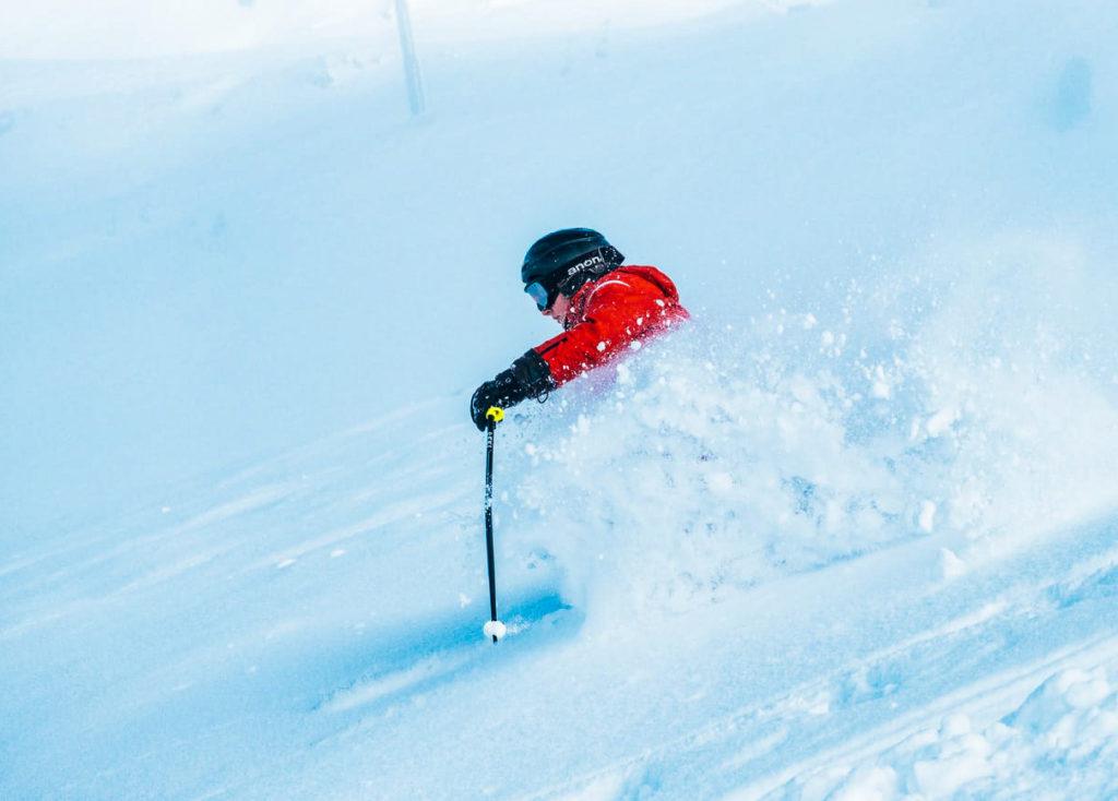Valle Aurina: neve e dinosauri