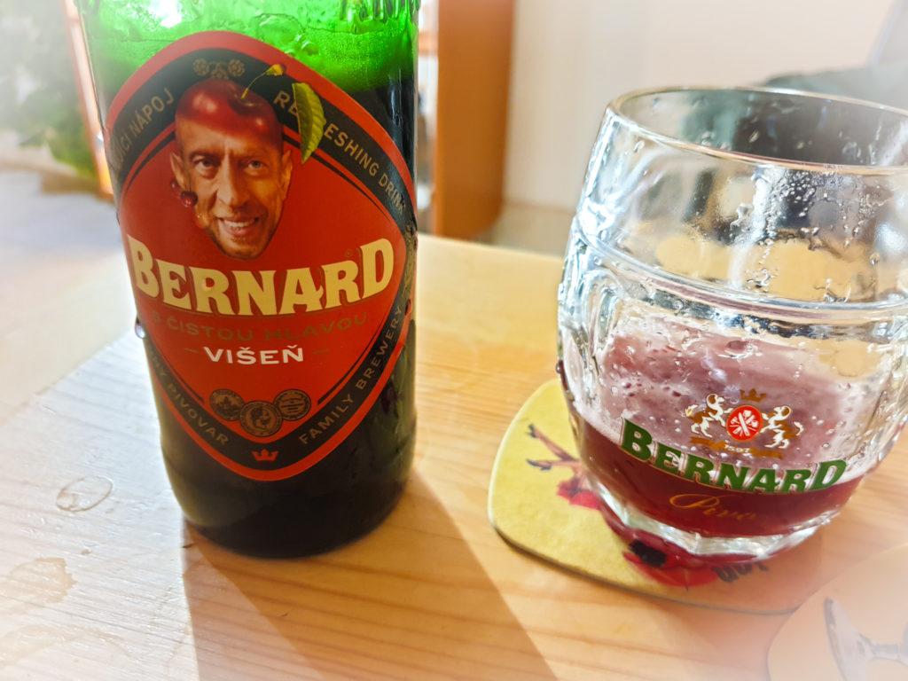 bernard beer prague