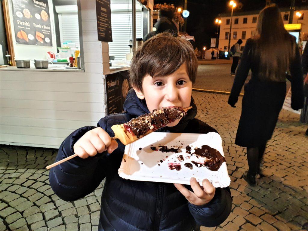 street food a praga