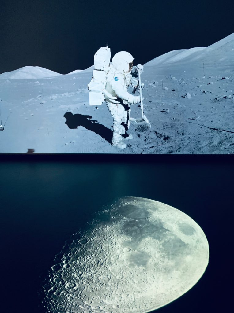 scoperta della luna planetario