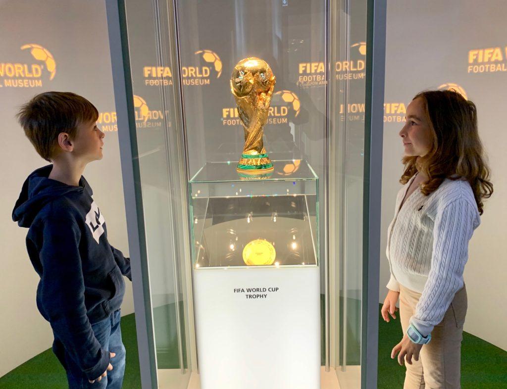 museo Fifa Zurigo