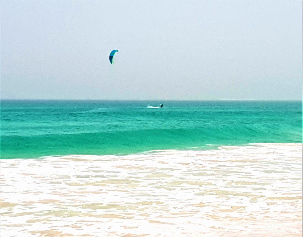 boavista mare onde kitesurf