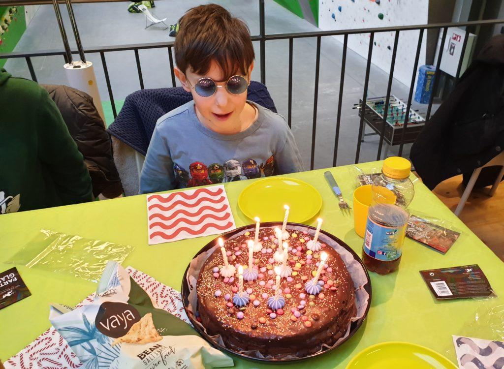 festa di compleanno all'evolution center