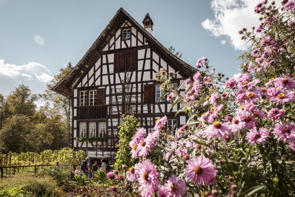 musei svizzeri per bambini ballenberg