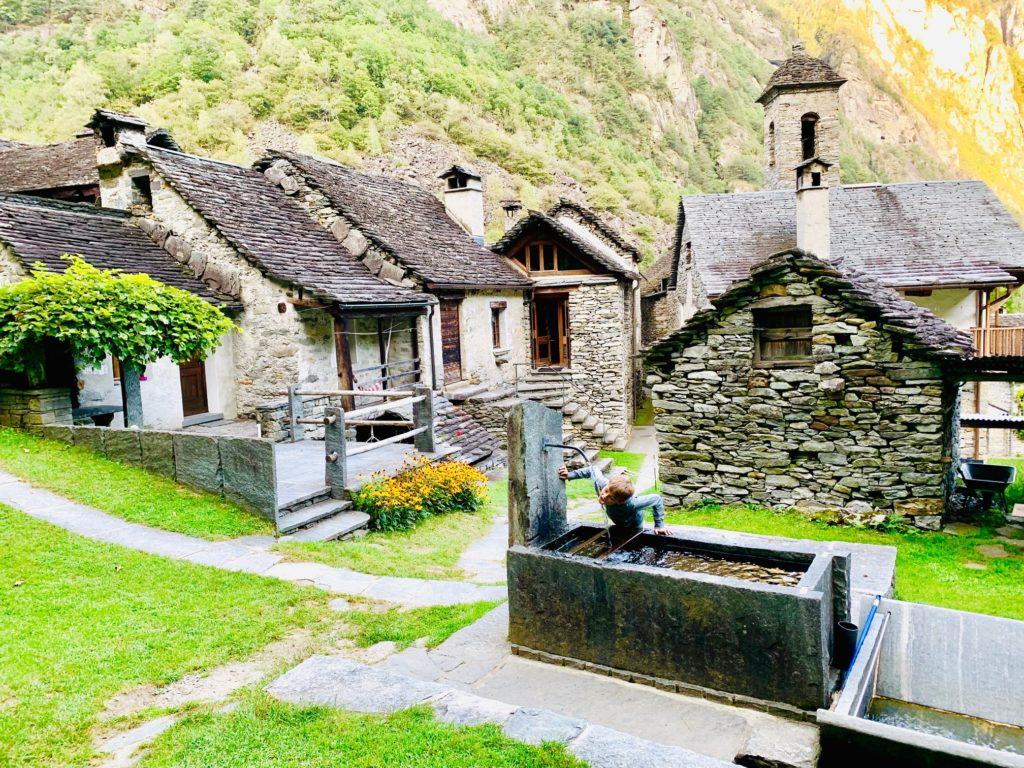 Foroglio - Glamping Ticino