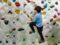 Arrampicata per bambini all'Evolution Center di Taverne