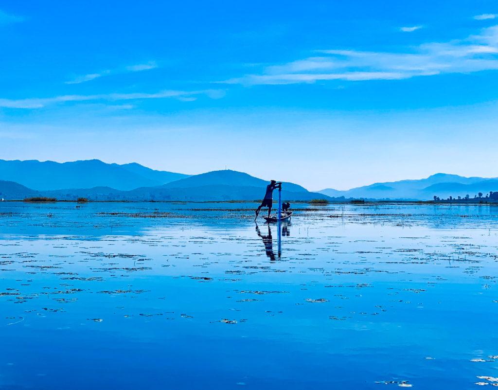 pescatore Inthas birmania