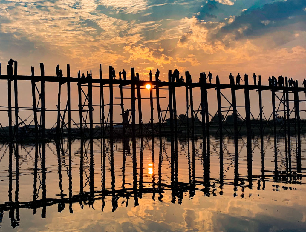 U-Bein's Bridge
