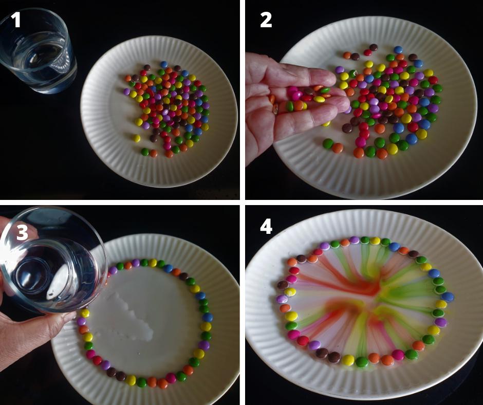 esperimenti scientifici con bambini