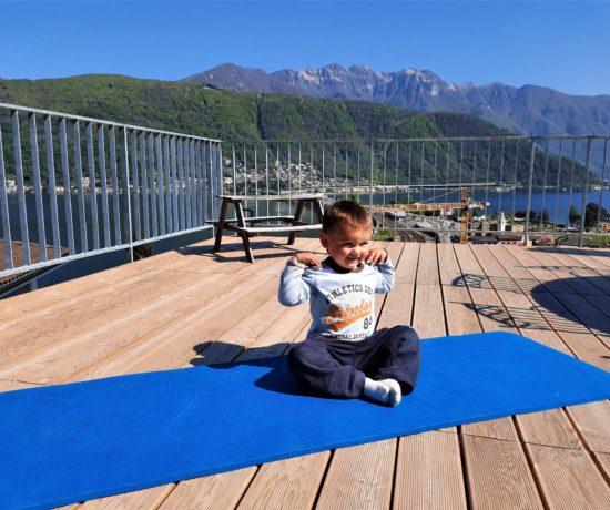 yoga per bambini