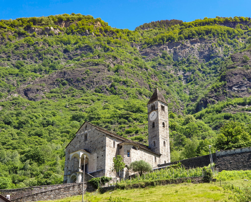 Chiesa dei SS Pietro e Paolo  biasca