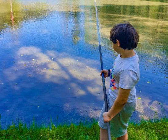 pescare ai laghetti audan ambriì