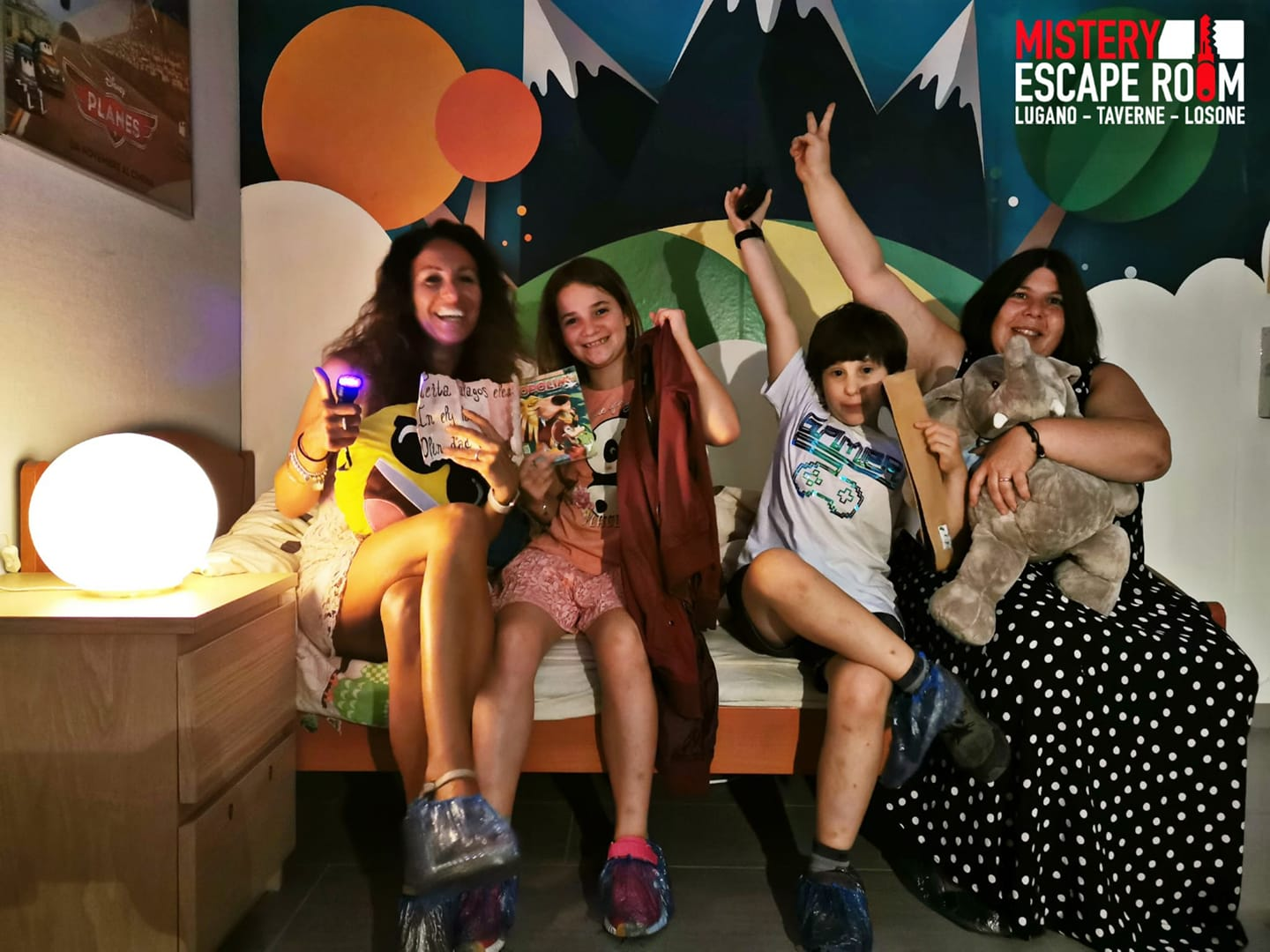 dream escape room