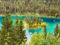 Lago di Cauma: le acque smeraldo dei Caraibi a Flims