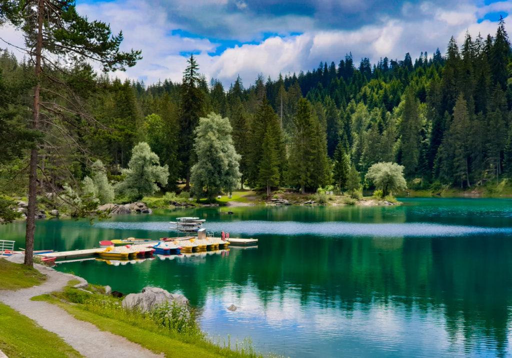 lago di cauma lido