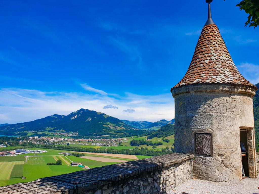 castello di gruyère