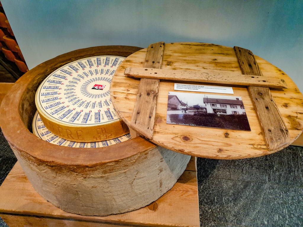 formaggio alla Maison de Gruyère
