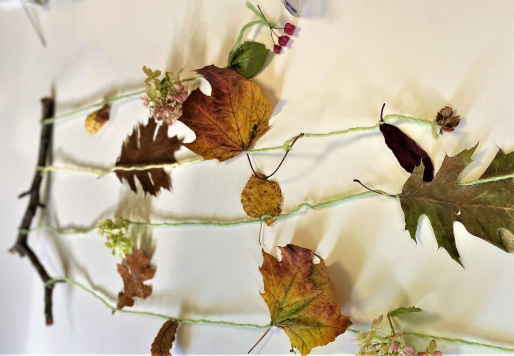 autunno decorazione casa